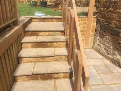 Garden Landscaping and Walls