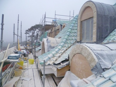Dry Stone Masonry Arches and Stone Cladding, Poole